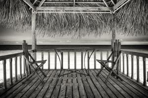 Cuba Fuerte Collection B&W - Ocean View by Philippe Hugonnard