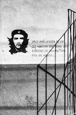 Cuba Fuerte Collection B&W - Word of Che by Philippe Hugonnard