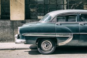 Cuba Fuerte Collection - Bel Air Classic Car by Philippe Hugonnard