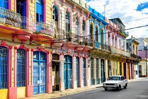 Cuba Fuerte Collection - Colorful Facades by Philippe Hugonnard