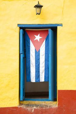 Cuba Fuerte Collection - Cuban Flag by Philippe Hugonnard