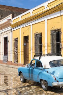 Cuba Fuerte Collection - Cuban Street Scene IV by Philippe Hugonnard