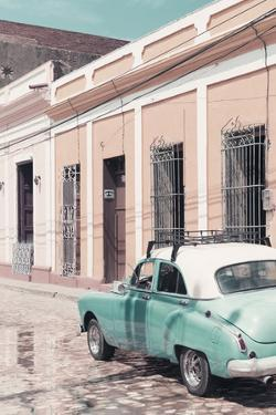 Cuba Fuerte Collection - Cuban Street Scene V by Philippe Hugonnard