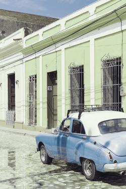 Cuba Fuerte Collection - Cuban Street Scene VI by Philippe Hugonnard