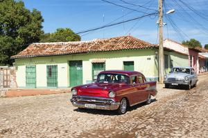 Cuba Fuerte Collection - Cuban Taxis by Philippe Hugonnard