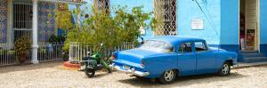Cuba Fuerte Collection Panoramic - Blue Trinidad by Philippe Hugonnard