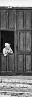 Cuba Fuerte Collection Panoramic BW - Cuban Looks by Philippe Hugonnard