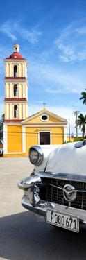 Cuba Fuerte Collection Panoramic - Church in Santa Clara by Philippe Hugonnard