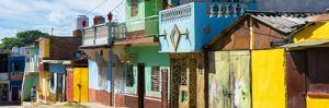 Cuba Fuerte Collection Panoramic - Colorful Trinidad by Philippe Hugonnard