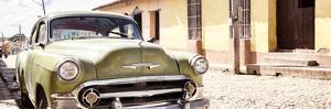 Cuba Fuerte Collection Panoramic - Cuban Chevy II by Philippe Hugonnard