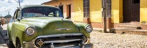 Cuba Fuerte Collection Panoramic - Cuban Chevy by Philippe Hugonnard