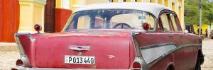 Cuba Fuerte Collection Panoramic - Cuban Classic Car by Philippe Hugonnard