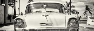 Cuba Fuerte Collection Panoramic - Old Chevy by Philippe Hugonnard