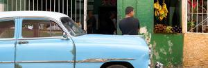 Cuba Fuerte Collection Panoramic - Street Scene by Philippe Hugonnard