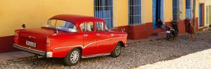 Cuba Fuerte Collection Panoramic - Trinidad Colorful City by Philippe Hugonnard