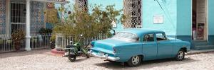Cuba Fuerte Collection Panoramic - Turquoise Trinidad by Philippe Hugonnard