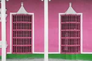 Cuba Fuerte Collection - Pink Facade by Philippe Hugonnard