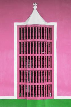 Cuba Fuerte Collection - Pink Window by Philippe Hugonnard