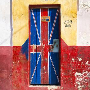 "Cuba Fuerte Collection SQ - ""830 Guille"" English Door by Philippe Hugonnard"