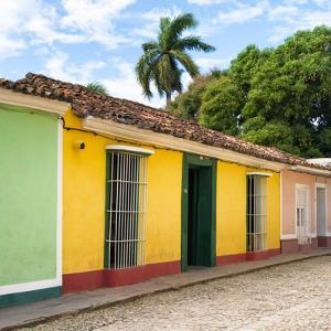 Cuba Fuerte Collection SQ - Architecture Trinidad II by Philippe Hugonnard