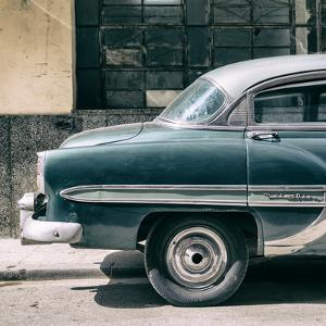 Cuba Fuerte Collection SQ - Bel Air Classic Car by Philippe Hugonnard