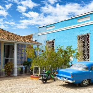 Cuba Fuerte Collection SQ - Blue Trinidad by Philippe Hugonnard