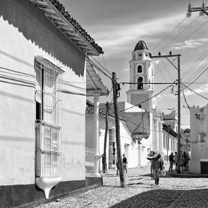 Cuba Fuerte Collection SQ BW - Architecture Trinidad by Philippe Hugonnard