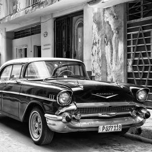 Cuba Fuerte Collection SQ BW - Chevrolet Cuban by Philippe Hugonnard