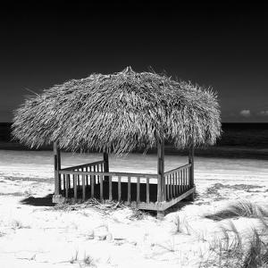 Cuba Fuerte Collection SQ BW - Paradise Beach by Philippe Hugonnard