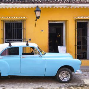 Cuba Fuerte Collection SQ - Cuban Classic Car by Philippe Hugonnard