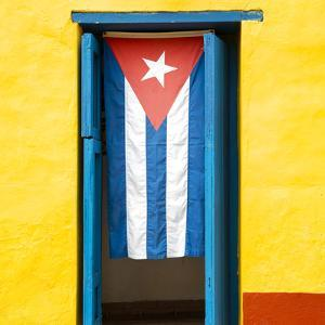 Cuba Fuerte Collection SQ - Cuban Flag by Philippe Hugonnard