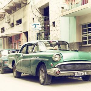 Cuba Fuerte Collection SQ - Cuban Taxi to Havana by Philippe Hugonnard