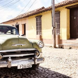 Cuba Fuerte Collection SQ - Old Cuban Chevy IV by Philippe Hugonnard