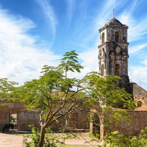 Cuba Fuerte Collection SQ - Santa Ana Church in Trinidad by Philippe Hugonnard