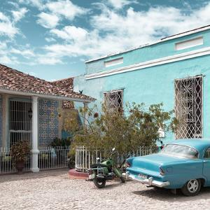 Cuba Fuerte Collection SQ - Turquoise Trinidad by Philippe Hugonnard