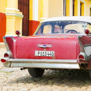 Cuba Fuerte Collection SQ - Vintage American Car by Philippe Hugonnard