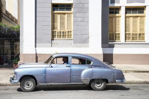 Cuba Fuerte Collection - Vintage Car by Philippe Hugonnard