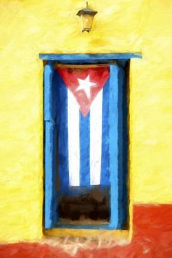 Cuba Painting - National Colors by Philippe Hugonnard
