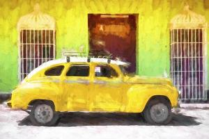 Cuba Painting - Old Havana by Philippe Hugonnard