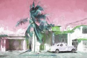 Cuba Painting - Summer Scent by Philippe Hugonnard