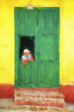 Cuba Painting - The Day I Met You by Philippe Hugonnard