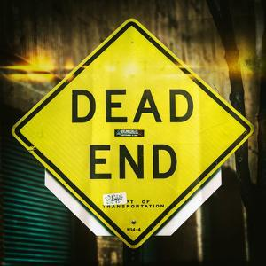 Dead End Sign by Philippe Hugonnard