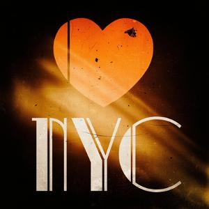 Decorative Art - Love Sign - NYC - New York City - USA by Philippe Hugonnard