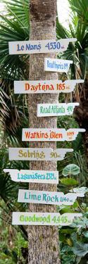 Destination Signs - Florida by Philippe Hugonnard