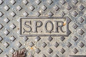 Dolce Vita Rome Collection - SPQR by Philippe Hugonnard