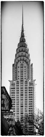 Door Posters - Top of the Chrysler Building - Manhattan - New York City - United States by Philippe Hugonnard