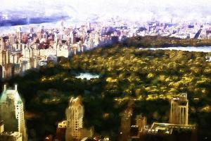 Dream Central Park by Philippe Hugonnard