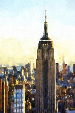 Empire State Building by Philippe Hugonnard