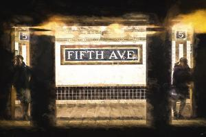 Fifth Avenue by Philippe Hugonnard