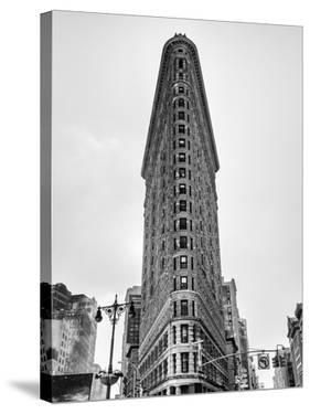 Flatiron Building Facade by Philippe Hugonnard
